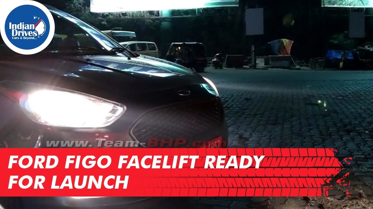 Ford Figo Facelift Ready For Launch