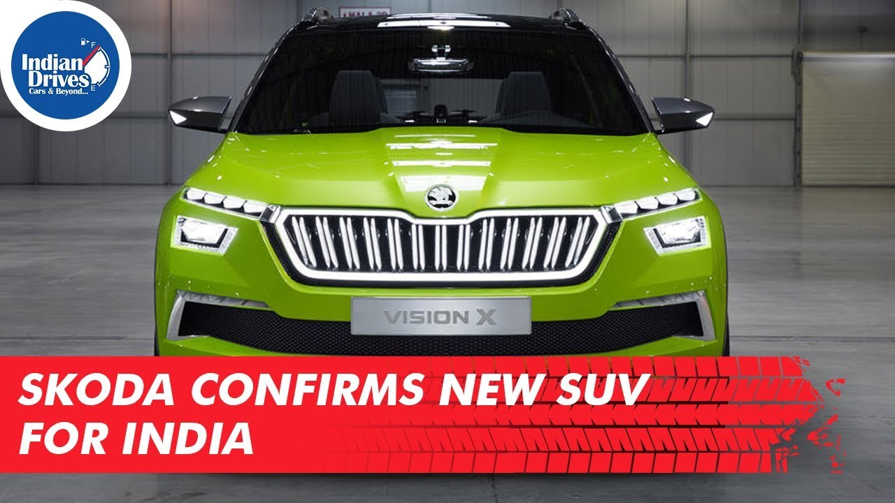 Skoda Confirms New SUV For India