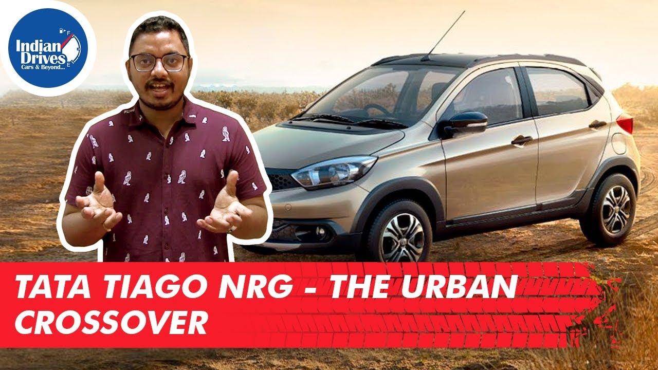 Tata Tiago NRG (Energy) The Urban Crossover