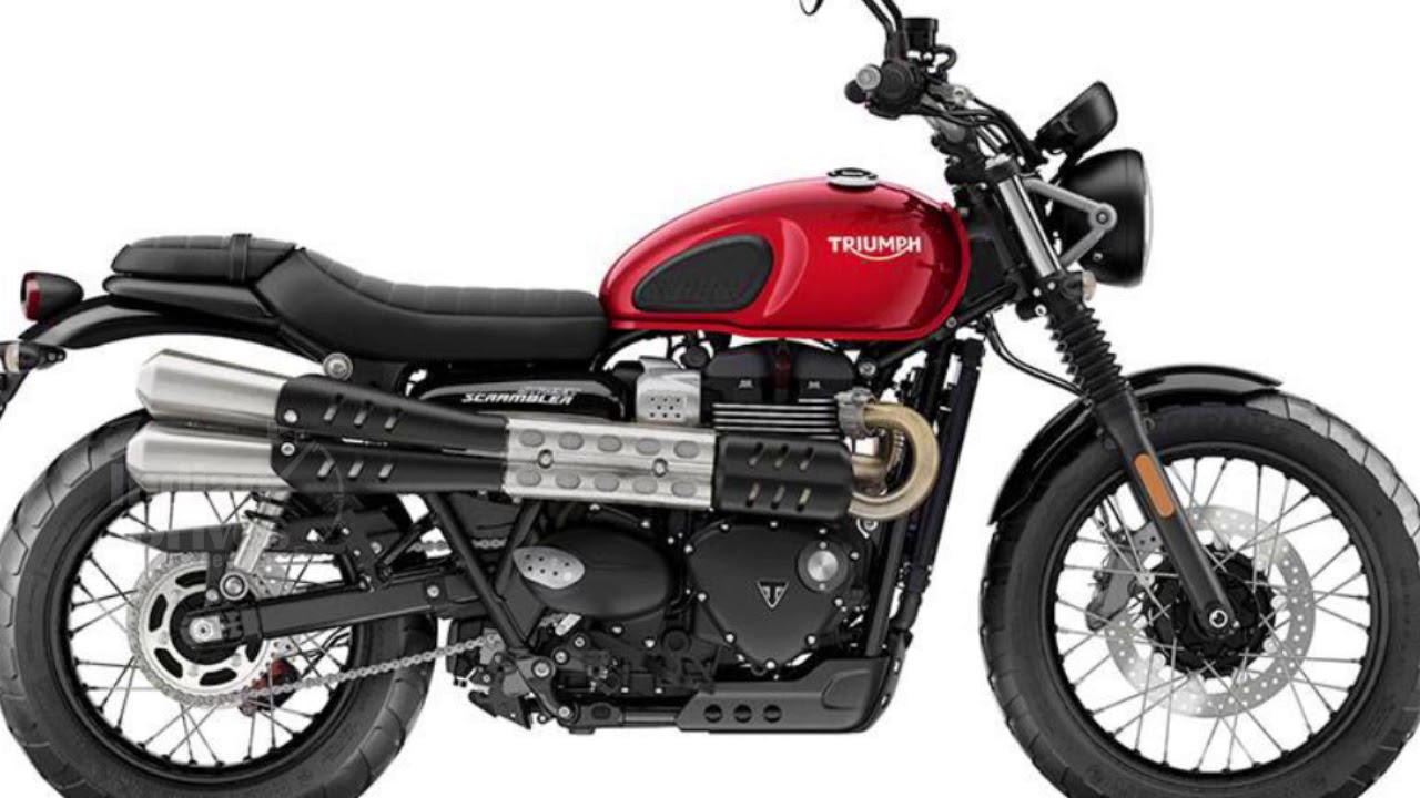 Triumph Street Twin And Street Scrambler Launched In India