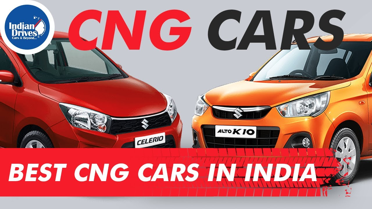 Best CNG Cars In India | Best Mileage Cars | Indian Drives 🚗