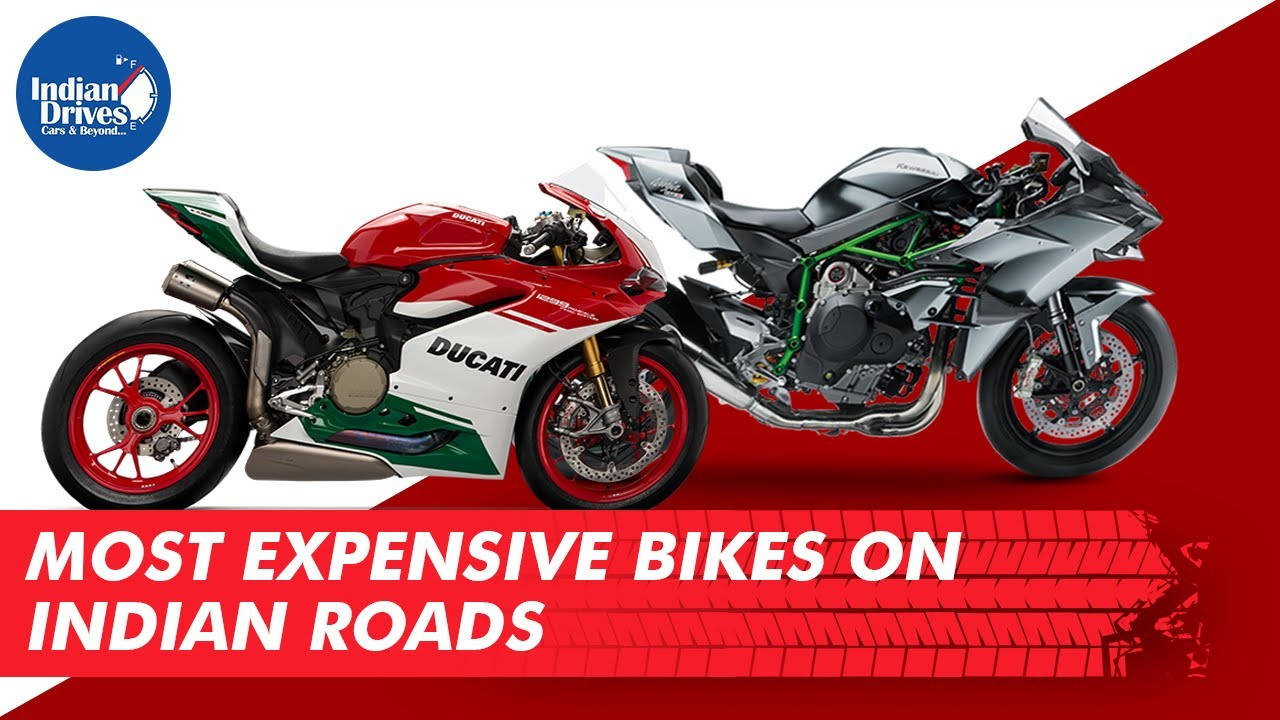 Most Expensive Bikes On Indian Roads 🏍️ Which One Would You Like To Ride?