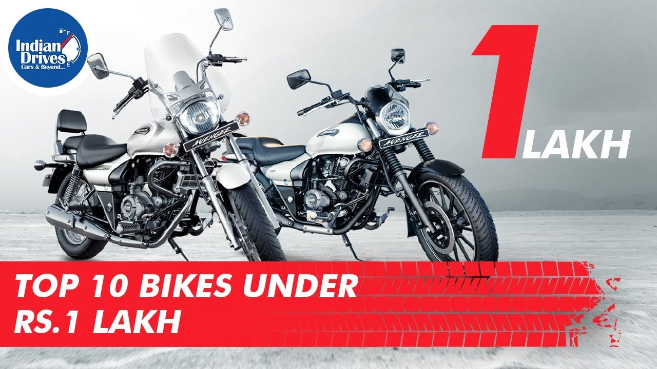 Top 10 Bikes Under Rs. 1 Lakh Indian Drives