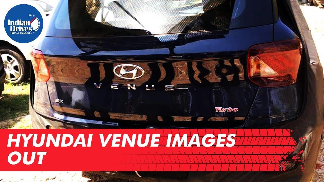 Hyundai Venue Images Out