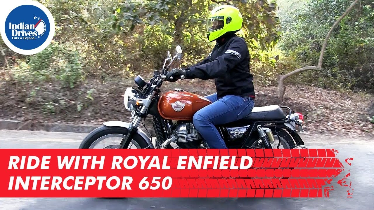Royal Enfield Interceptor 650 Ride Review | Winner Of IMOTY 2019
