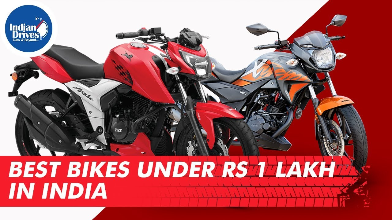 Best Bikes Under Rs 1 lakh in India | Indian Drives