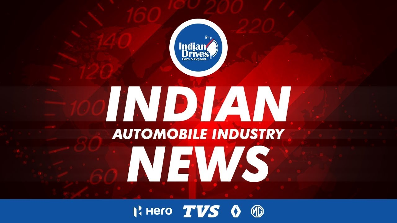 Indian Automobile News – MG Motors, TVS Motor, Renault, Hero MotoCorp